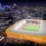Here's how FC Cincinnati stadium could fit in West End