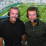 Green Bay Packers broadcasters Larrivee, <strong>McCarren</strong> approach legendary 'Jim and Max' team's tenure
