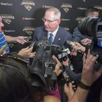 Jaguars extend contracts for Marrone, Coughlin
