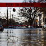 Water main break knocks out water in much of Louisville