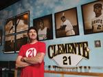 Photos: Arriba Roberto: Duane Rieder pieces together memorabilia for The Clemente Museum