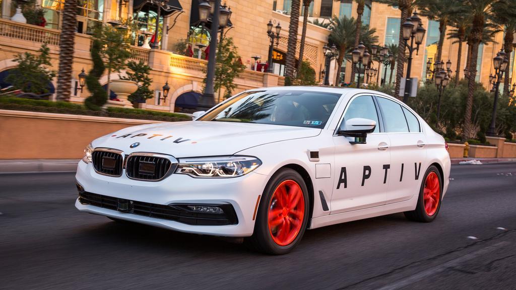Aptiv executive leaves company to become CEO elsewhere