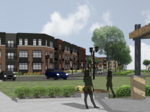 Ballpark Commons development adds senior housing in Franklin