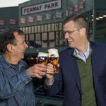 Jim Koch on Sam Adams-Sox partnership: It's 'revolutionary'