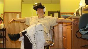 Fairview's Ebenezer brings virtual reality to seniors