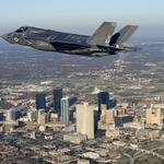 Lockheed Martin's F-35 Jet, <strong>Harris</strong> Corp.'s comm system pull in $55.7M in local work