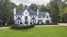 Majestic Home in Picture-Perfect Site!