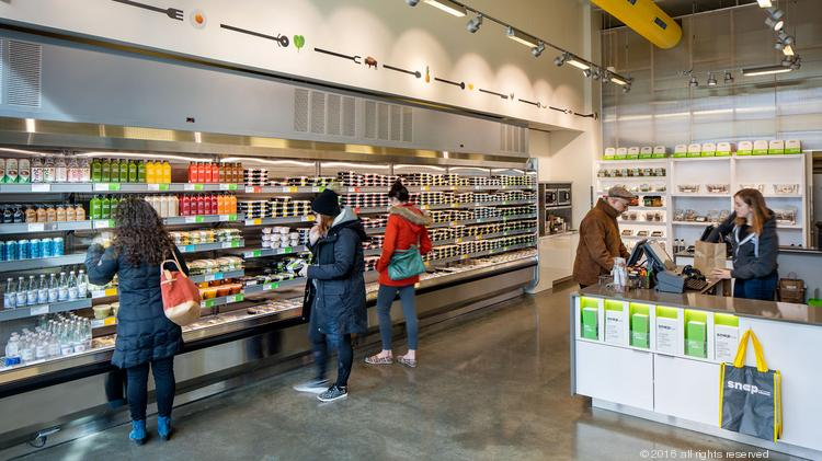 Snap Kitchen Will Exit The Chicago Market On Thursday, Dec. 14.