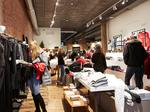 Express adds a store at its new downtown offices for the holidays