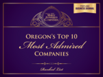 Here are Oregon's 2017 Most Admired Companies (Ranked)