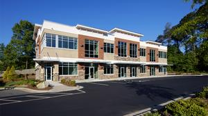 New Triad office building is filling up