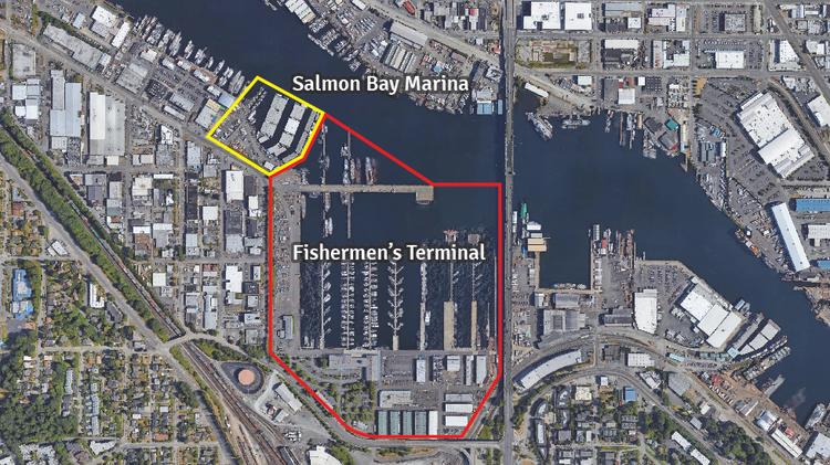 Port of Seattle to pay $15 7 million to buy another Puget