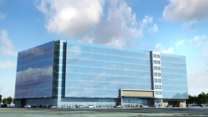 Timing for office building key to city's parking deck change