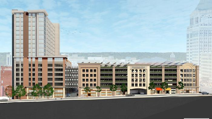 Major projects hang in the balance pending Greensboro parking deck approval