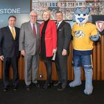 Bridgestone can't wait, extends naming-rights deal for Predators' home