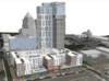 New details out about Lennar's high-rise project in uptown; remainder of site under contract