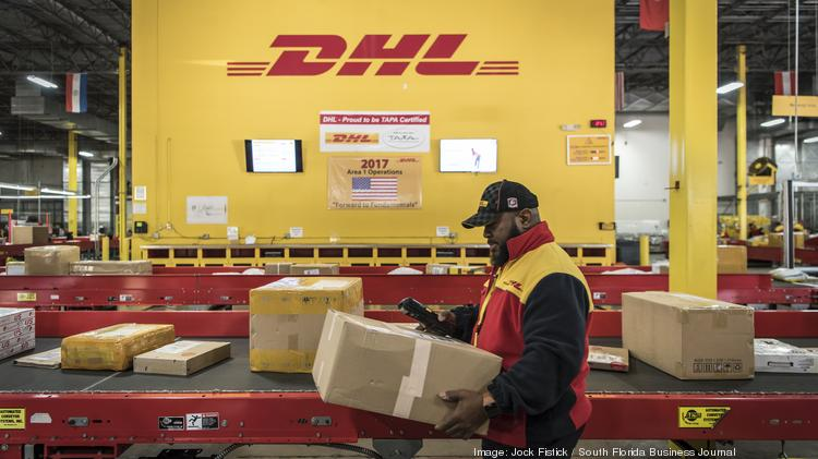 Dhl Expanding Delivery Service In Atlanta Adding More Targets To