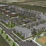 $200M Solms Landing project takes shape south of Austin with shops, restaurants & homes