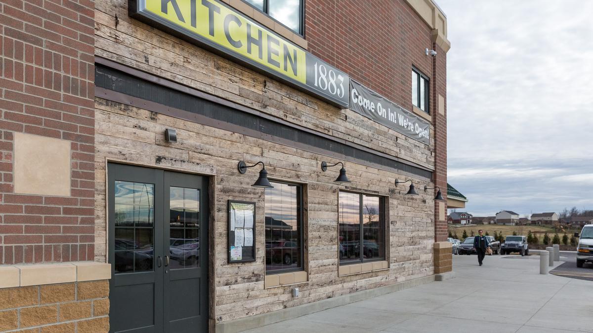 Exclusive kroger delays opening of kitchen 1883 restaurant
