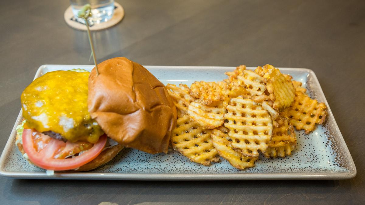 Get a look inside krogers first restaurant
