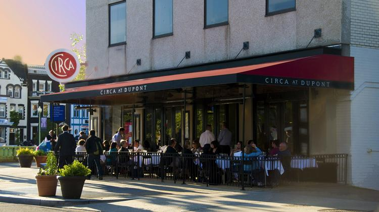 Circa Has Ancd The Corner Of Q Street And Connecticut Avenue Nw For 10 Years