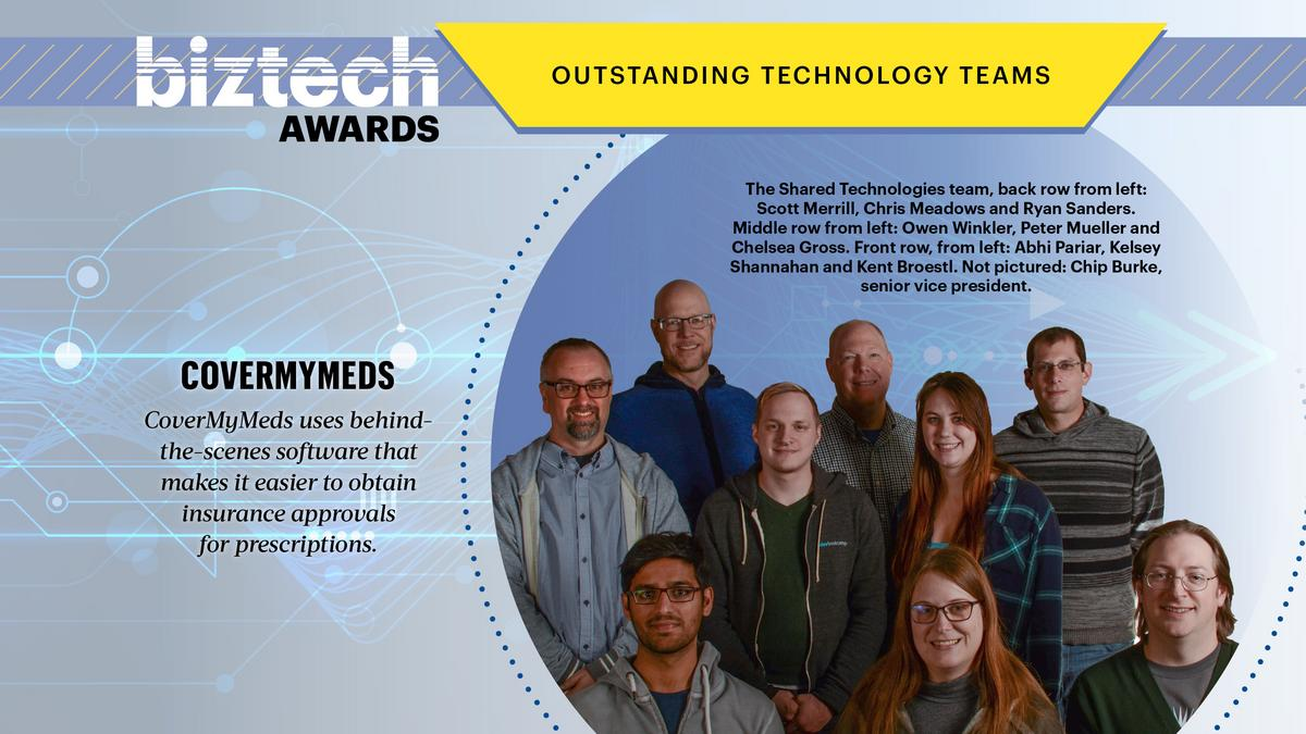 CoverMyMeds is a Biztech Awards honoree - Columbus Business