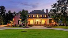 Beautiful Southern Living Idea Home In Magnolia