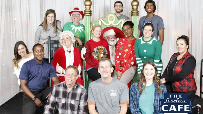 Slideshow: 'Tis the season for Nashville businesses (to party)