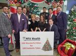 After Hours: McMahon Financial Advisors Toys for Tots, Leadership