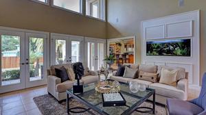 Custom Built Home In University Oaks