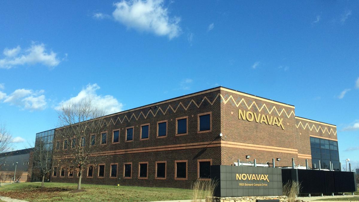 Novavax announces plans for public offering - Washington Business Journal