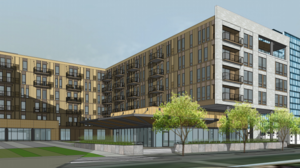 Another 400 apartments planned next to Bloomington Central Station