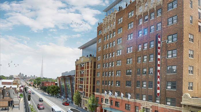 A Denver developer partners on historic-district rehab projects in Kansas City