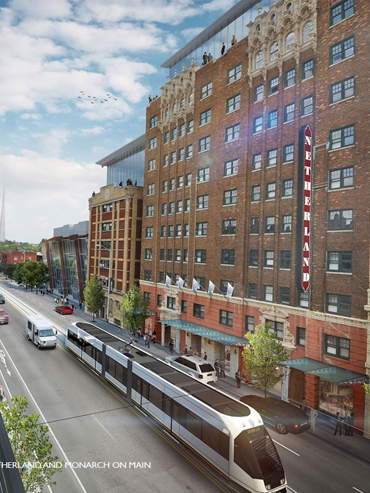 Developer Plans 30m Conversion Along Kc Streetcar Extension
