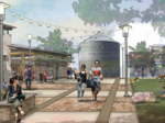 Hutto turns dirt for a new, true downtown