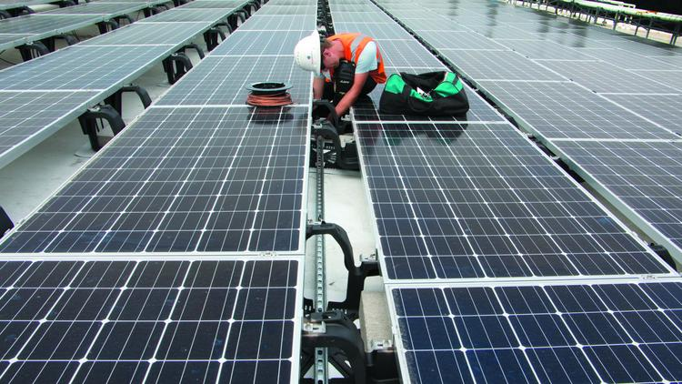 Solar Jobs Census shows Oregon decline - Portland Business