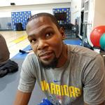 NBA star <strong>Kevin</strong> <strong>Durant</strong> donates millions of dollars to Longhorns basketball program