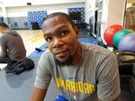 NBA star Kevin Durant donates millions of dollars to Longhorns basketball program