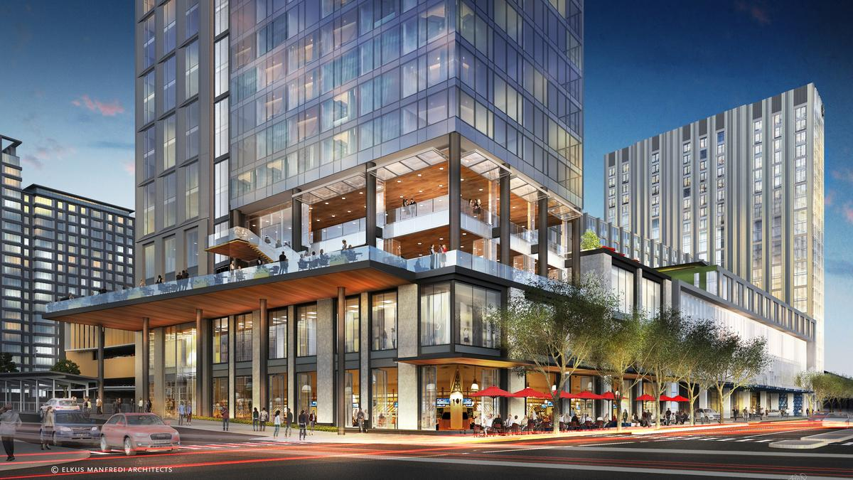 Rooms: $550M Omni Hotel, Set To Be Seaport's Largest, Gets Boston