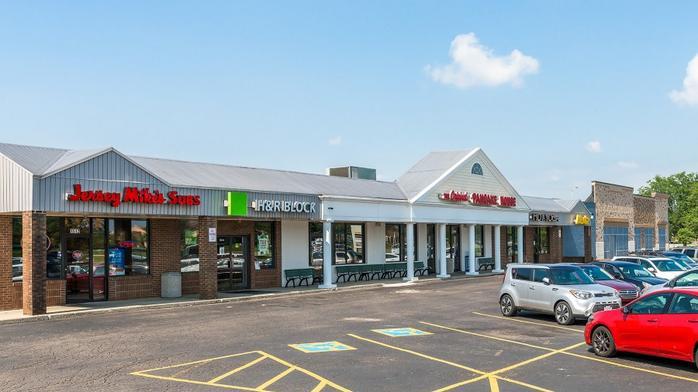 Dayton-area shopping center sells for $1.9 million