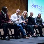 <strong>Turner</strong> to Startup Grind audience: Be wary of success
