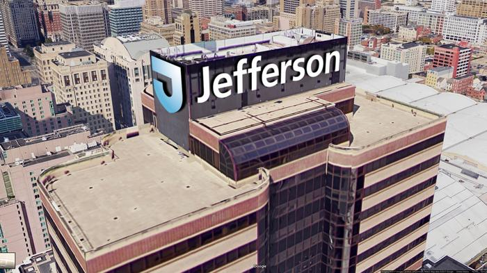 Jefferson to replace Aramark as 1101 Market anchor tenant