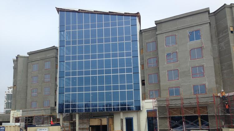The 10 Room Hyatt Place At Carroll Bellemeade Is Expected To Open In