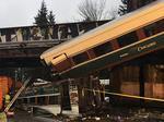 Multiple people dead after train derails in Washington State