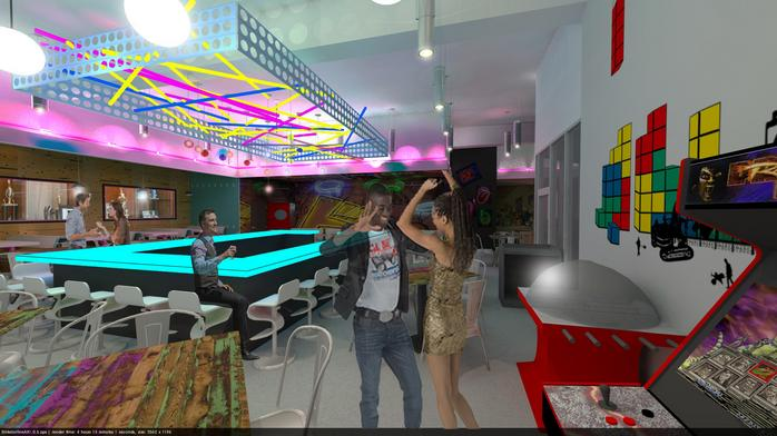 Gen-X Tavern, planned in downtown Tampa, on track for mid-2018 opening (Renderings)