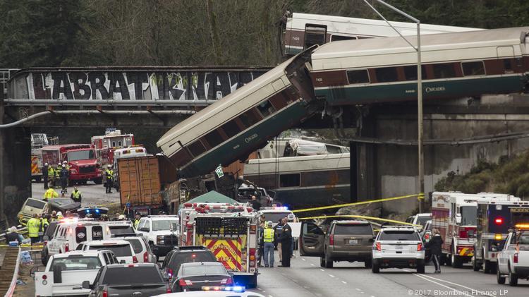 Three confirmed dead in Seattle-Portland Amtrak Train 501