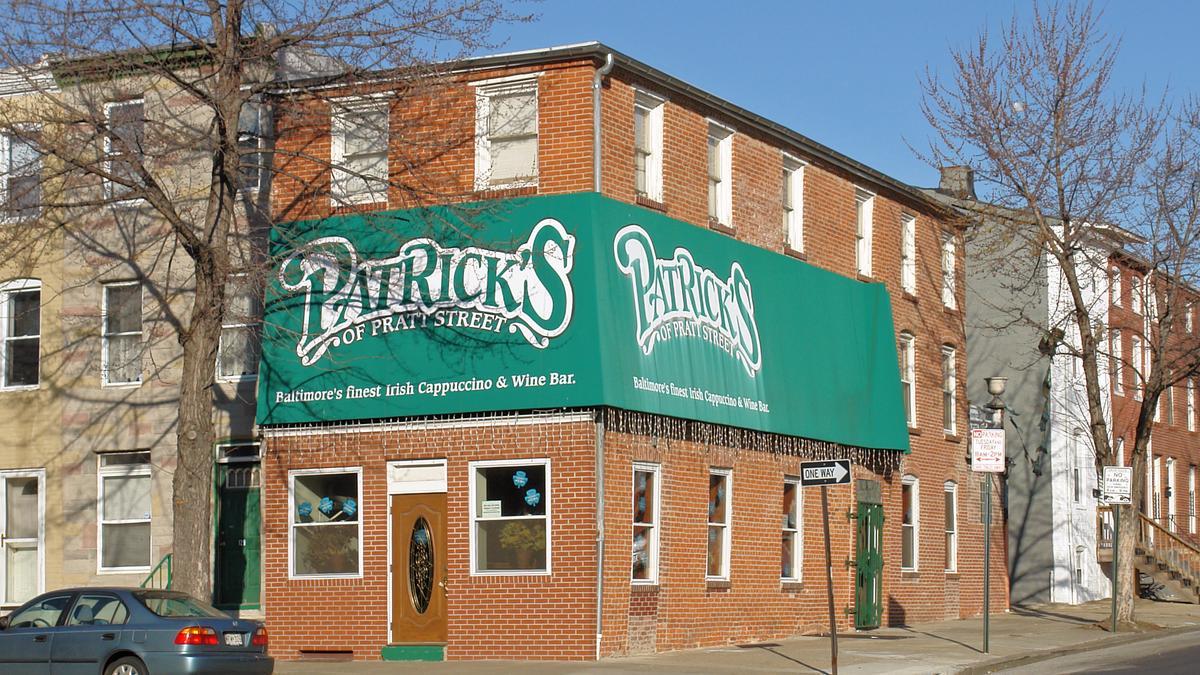 Patrick\'s of Pratt Street space to get new life as wine bar, beer ...