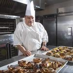 From dishwasher to serving dishes: Convention Center's executive chef worked his way up