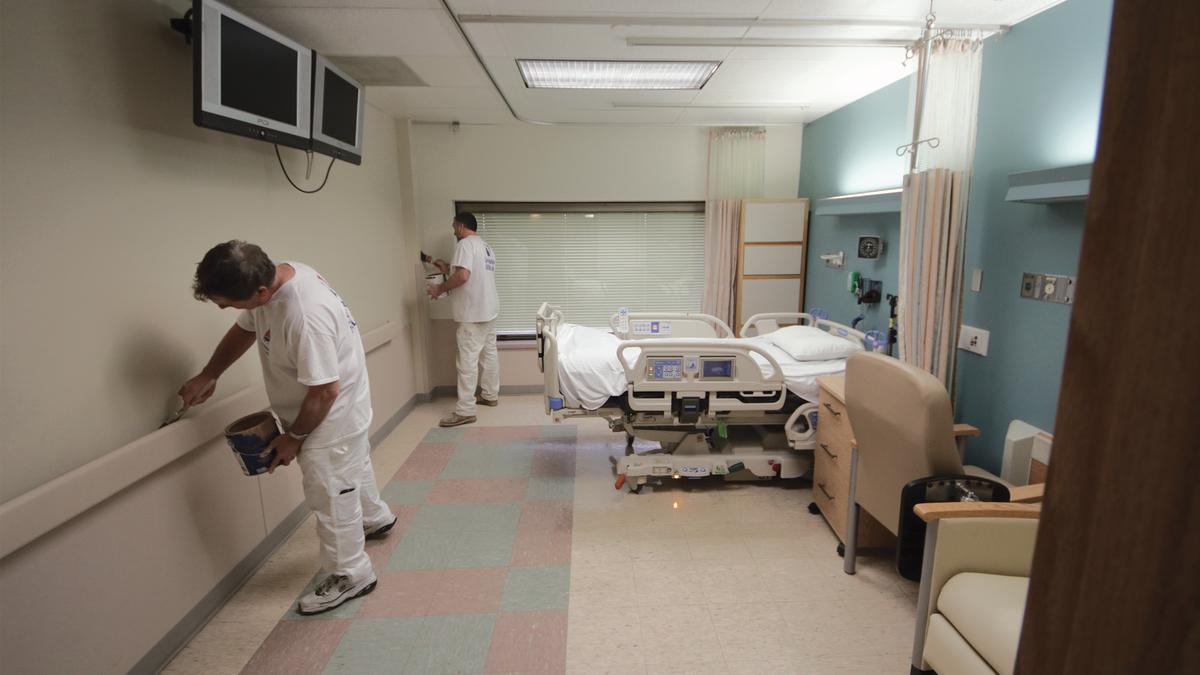 Health care systems repurpose older spaces, introduce new ...