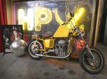 PHOTOS: Check out a motorcycle repair shop with a twist